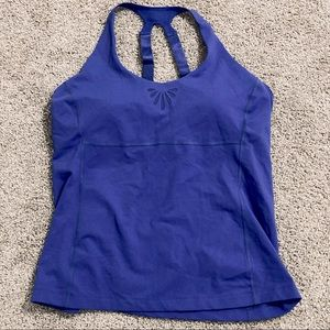 LUCY ATHLETIC ADJUSTABLE RACERBACK TANK